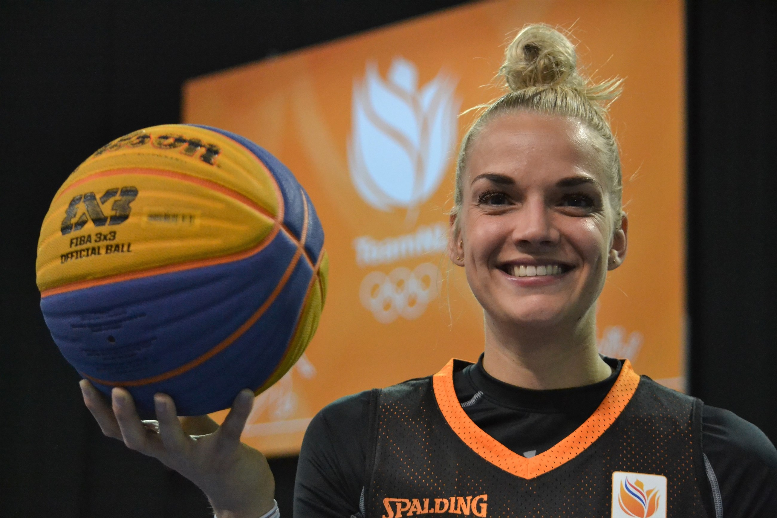 Jill Bettonvil over basketbal en hemelse kwarkbroodjes