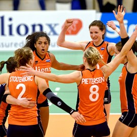 TeamNL_Volleybal dames